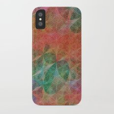 Grapefruit iPhone X Slim Case