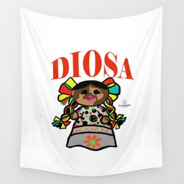 Diosa Wall Tapestry
