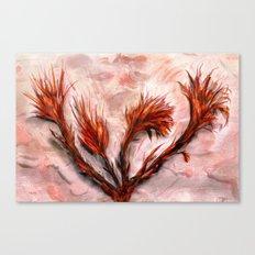 The Fireflowers Canvas Print