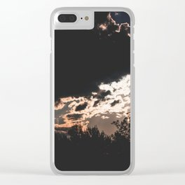 Shuffle Clear iPhone Case