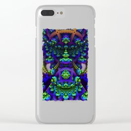 PsyCastle Clear iPhone Case