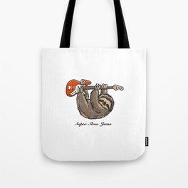 Super Slow Jams Tote Bag
