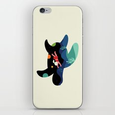 Ocean Roaming iPhone Skin