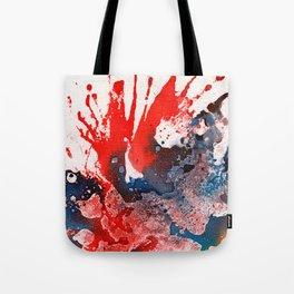 Polychromoptic #15A Tote Bag
