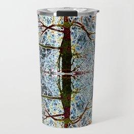 Electric Tree Double Reflection Travel Mug
