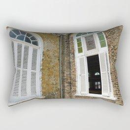The Hidden Church Hideaway Rectangular Pillow
