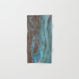 Patina Bronze rustic decor Hand & Bath Towel