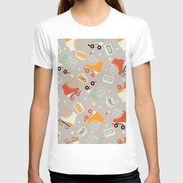 Roller skates 006 T-shirt