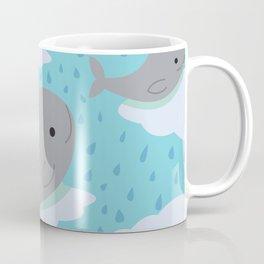 The Flying Whales Coffee Mug