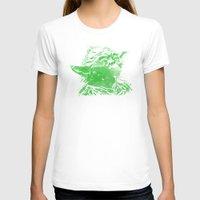 yoda T-shirts featuring Yoda by DanielBergerDesign