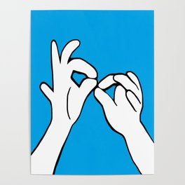 ASL Interpret Poster