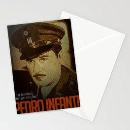 Pedro Infante Stationery Cards