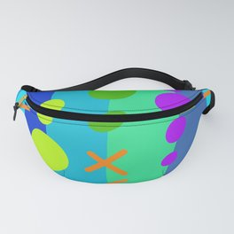 Party Time / Blue Fanny Pack