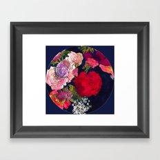 You Promised Me Roses Framed Art Print