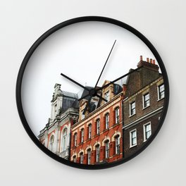 Swedenborg House, London Wall Clock