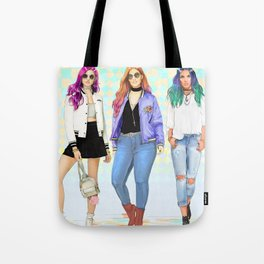 Back To School / Back To Saly Tote Bag