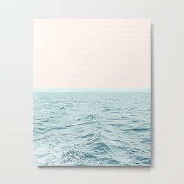 Sea Breeze #society6 #decor #style #tech Metal Print