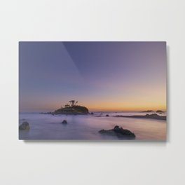 Battery Point Lighthouse, Crescent City, Del Norte County, California Metal Print
