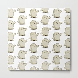 Adipose Army Metal Print