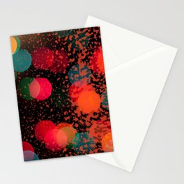 *Abstract Stationery Cards