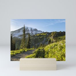 A Hike to Remember Mini Art Print