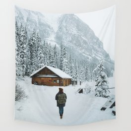 A Winter Wonderland Wall Tapestry