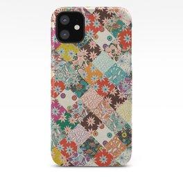 sarilmak patchwork iPhone Case