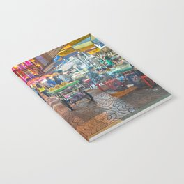 China Town Thailand Notebook