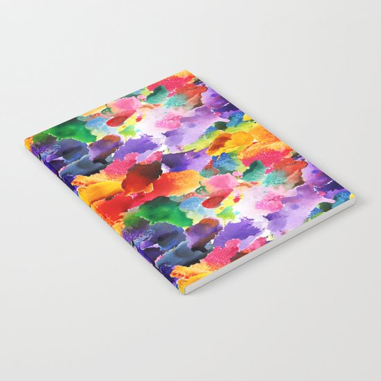 Floral Pattern 13 Notebook
