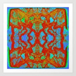 Cosmic Universe Art Print