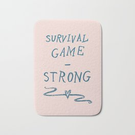 Survival - Strong Bath Mat