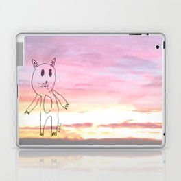 #LOVECAT - Shifty Catter  Laptop & iPad Skin