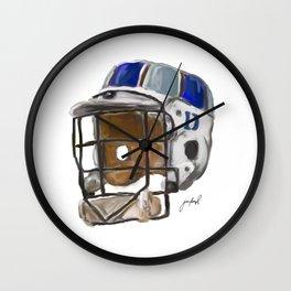 Duke Lax Bucket Wall Clock