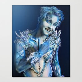 Iceman Canvas Print