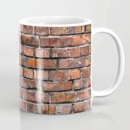 Brick Wall Coffee Mug