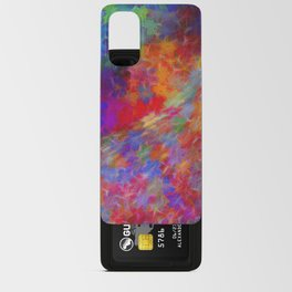Floral Avenue Android Card Case