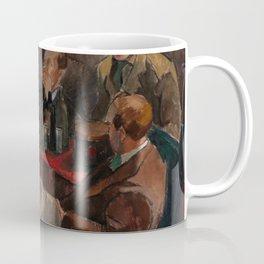 Alvar Cawen - Members of The November Group - 1921, man, seating, art Coffee Mug