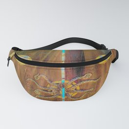 Entering Neptune's Realm Fanny Pack