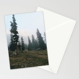 6am Peaks Stationery Cards
