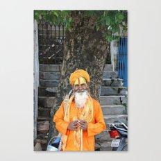 India 360° Canvas Print