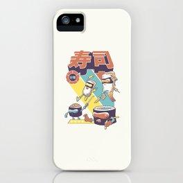 Sushi Sentai iPhone Case
