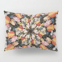 Flemish Floral Mandala 2 Pillow Sham