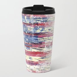 Amerikka Distress Travel Mug
