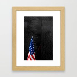 Distant Echoes Framed Art Print