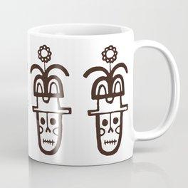 Flower Hat Coffee Mug