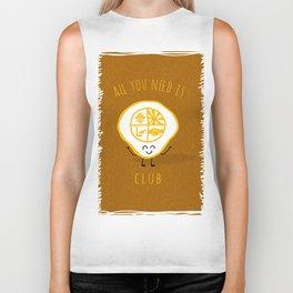 All u need is Adventure Club Biker Tank