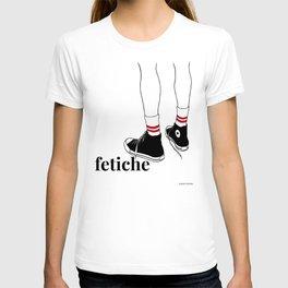 fetiche #1 (white) T-shirt