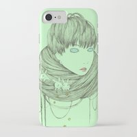 planet iPhone & iPod Cases featuring planet by 13diamondhearts
