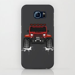 the_blessed_hellride iPhone Case