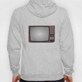 Retro Vintage Old Television Grandcolor 777 Jugoslavija 1970s 1980s Neven Zubak Hoody